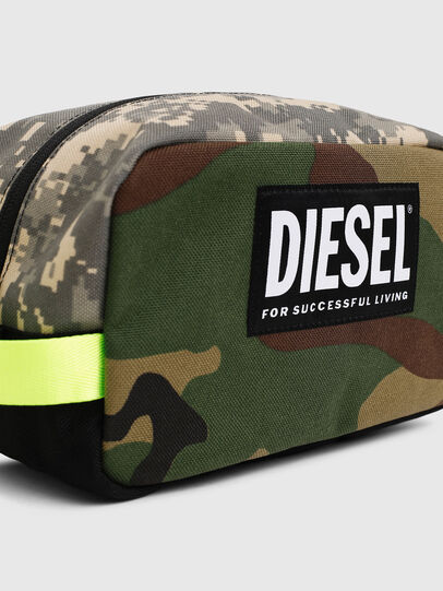Diesel - POUCHH, Green Camouflage - Bijoux and Gadgets - Image 4