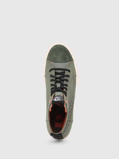 Diesel - S-DVELOWS ML, Military Green - Sneakers - Image 5
