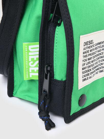 Diesel - ANKO WP, Green/Blue - Crossbody Bags - Image 7