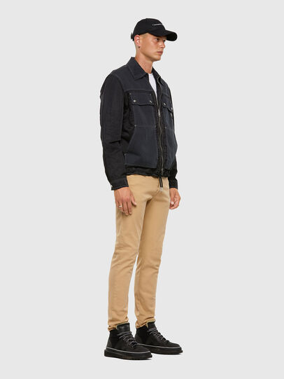 Diesel - D-Yennox 009HA, Light Brown - Jeans - Image 5