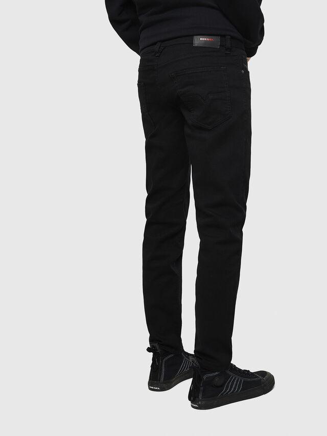 Diesel Larkee-Beex 0688H, Black/Dark grey - Jeans - Image 2