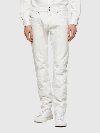 Diesel - D-Kras 0HBAJ, White - Jeans - Image 1