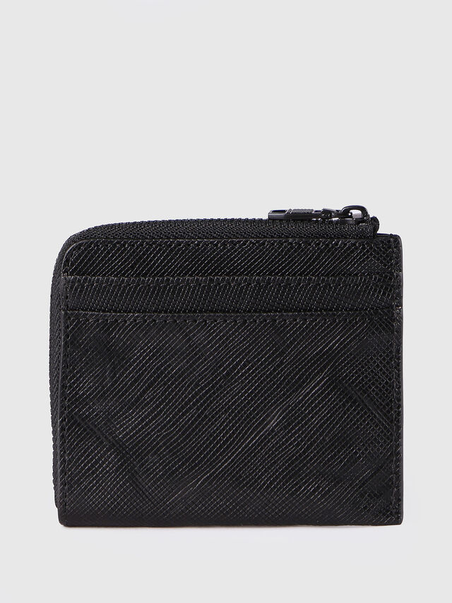 Diesel PASS ME, Black - Continental Wallets - Image 2