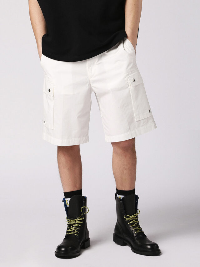 P-CLIVER, White