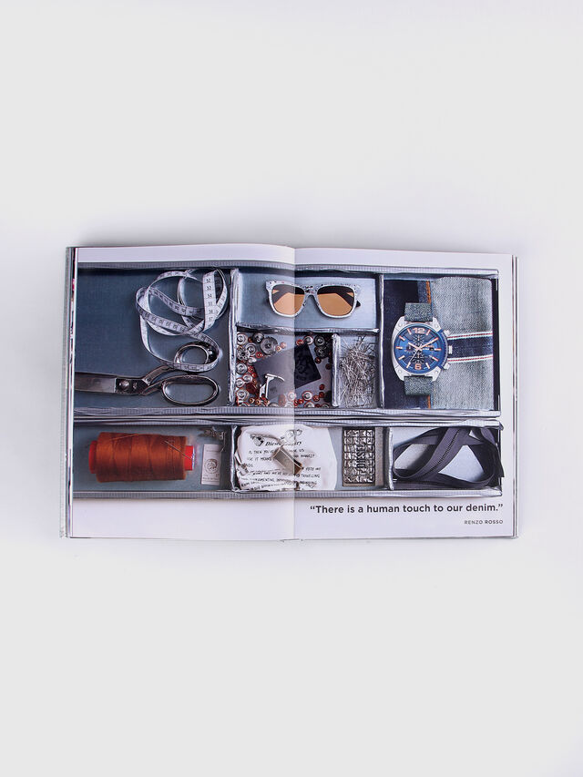 Diesel Radical Renaissance 55+5 (signed by RR), Grey - Other Accessories - Image 7
