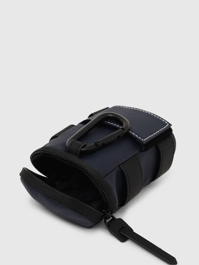 Diesel - SHOULDME, Dark Blue - Small Wallets - Image 6