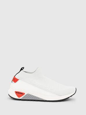 S-KB SOCK QB, White/Grey - Sneakers