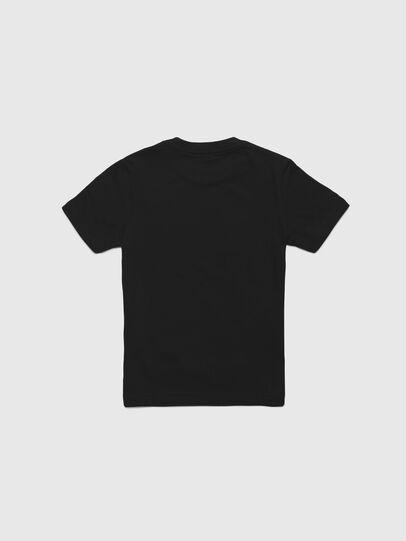 Diesel - TSKELE-TSE, Black - T-shirts and Tops - Image 2