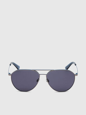 DL0296, Azure - Sunglasses