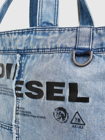 Diesel - D-THISBAG SHOPPER L,  - Shopping and Shoulder Bags - Image 4
