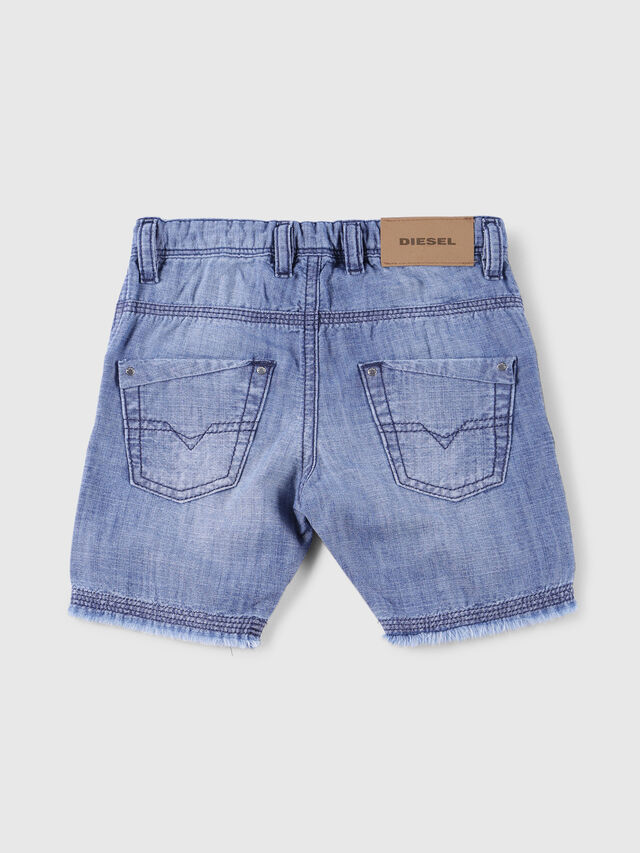 Diesel - PROOLYB-A-N, Blue Jeans - Shorts - Image 2