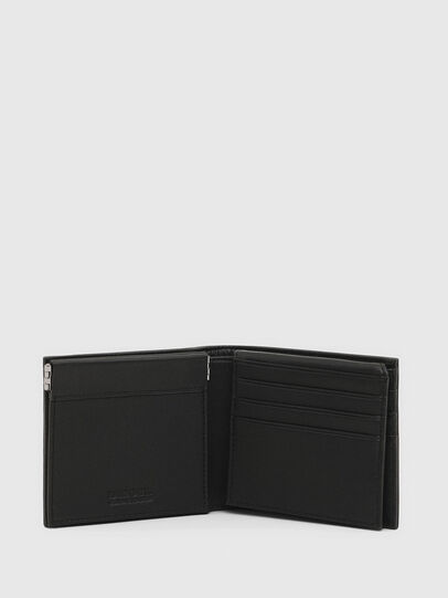 Diesel - HIRESH S MC, Black - Small Wallets - Image 3