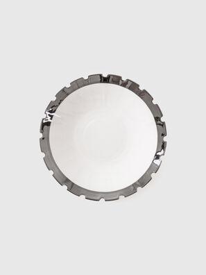 10990SIL MACHINE, White - Plates