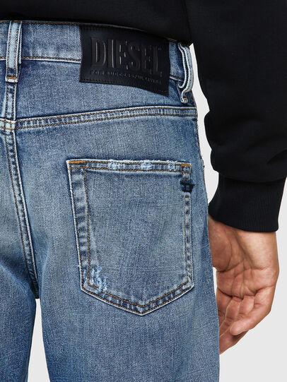 Diesel - D-Strukt Z9A19, Light Blue - Jeans - Image 3