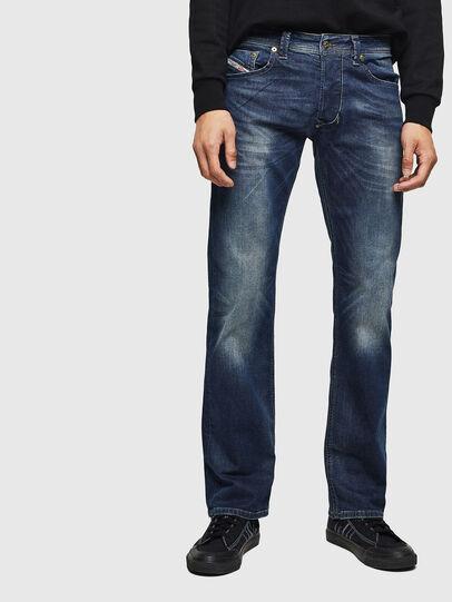 Diesel - Larkee 0853R, Dark Blue - Jeans - Image 1