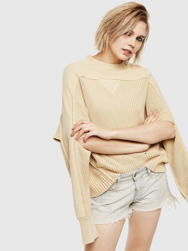 M-SUNNY, Beige - Knitwear