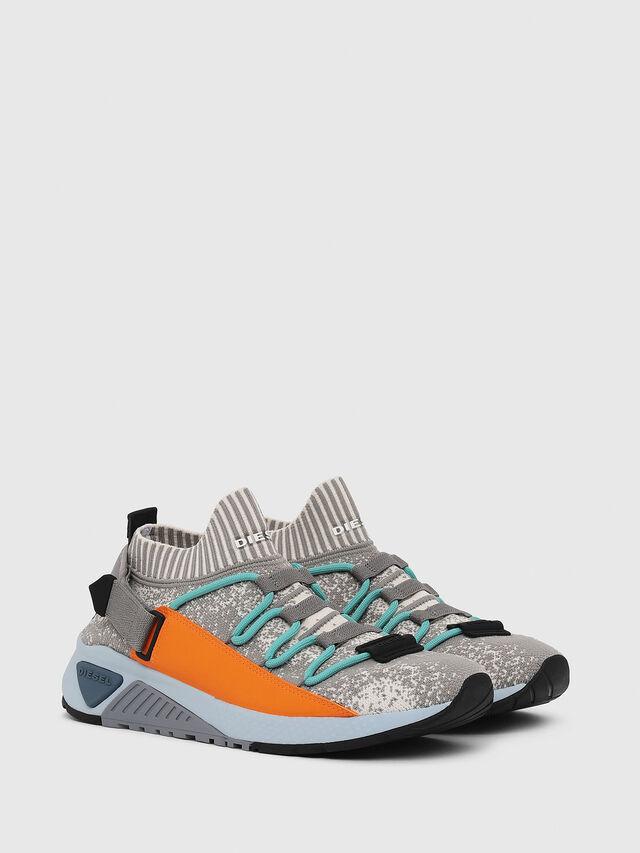 Diesel - S-KB ST, Multicolor/Grey - Sneakers - Image 2