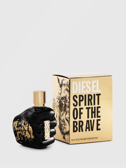 Diesel - SPIRIT OF THE BRAVE 200ML, Black/Gold - Only The Brave - Image 1