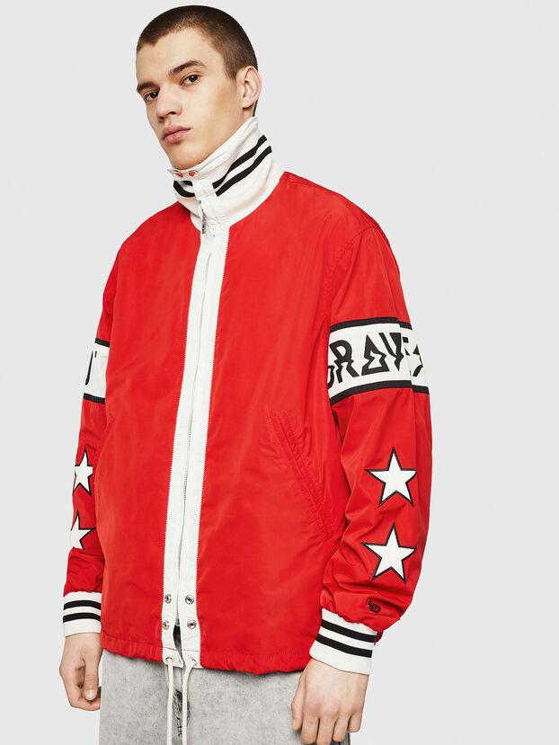 J-OZOL, Red - Jackets