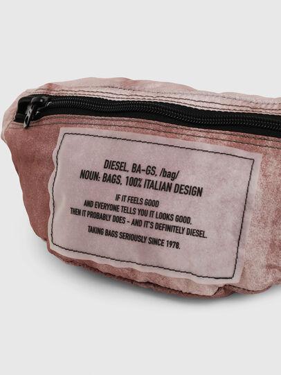 Diesel - BELTPAK, Light Brown - Belt bags - Image 4