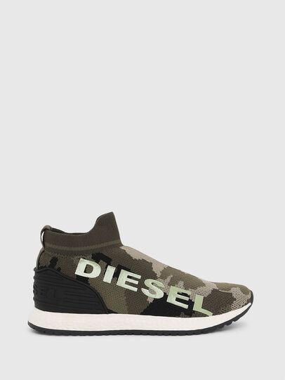 Diesel - SLIP ON 03 LOW SOCK,  - Footwear - Image 1