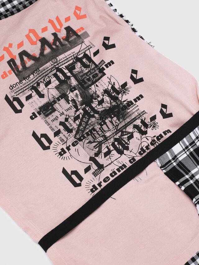 Diesel - DHELGE, Black/Pink - Dresses - Image 4