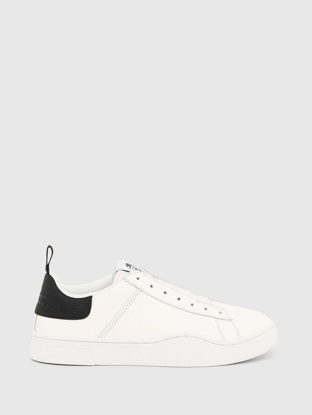 S-CLEVER SO W, White/Black - Sneakers