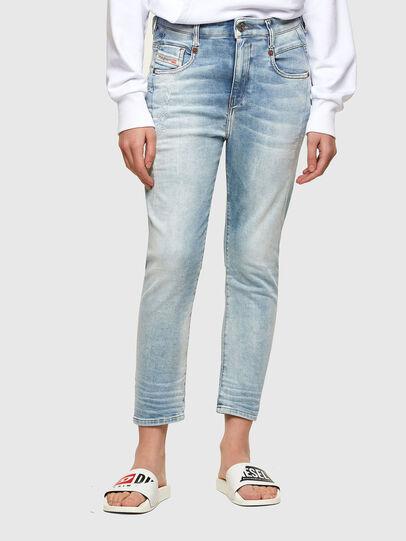 Diesel - Fayza JoggJeans® 069UY, Light Blue - Jeans - Image 1
