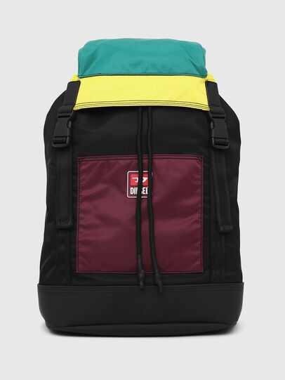 Diesel - F-SUSE BACKPCK, Multicolor/Black - Backpacks - Image 1