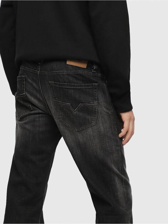 Diesel - Larkee 087AM, Black/Dark grey - Jeans - Image 3