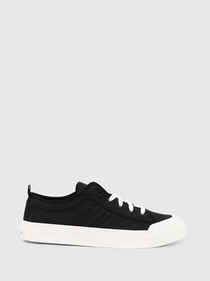 S-ASTICO LOW LACE, Black - Sneakers