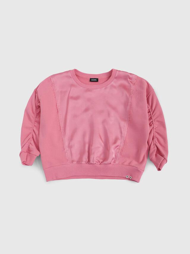 Diesel - SFTARAP, Pink - Sweaters - Image 1