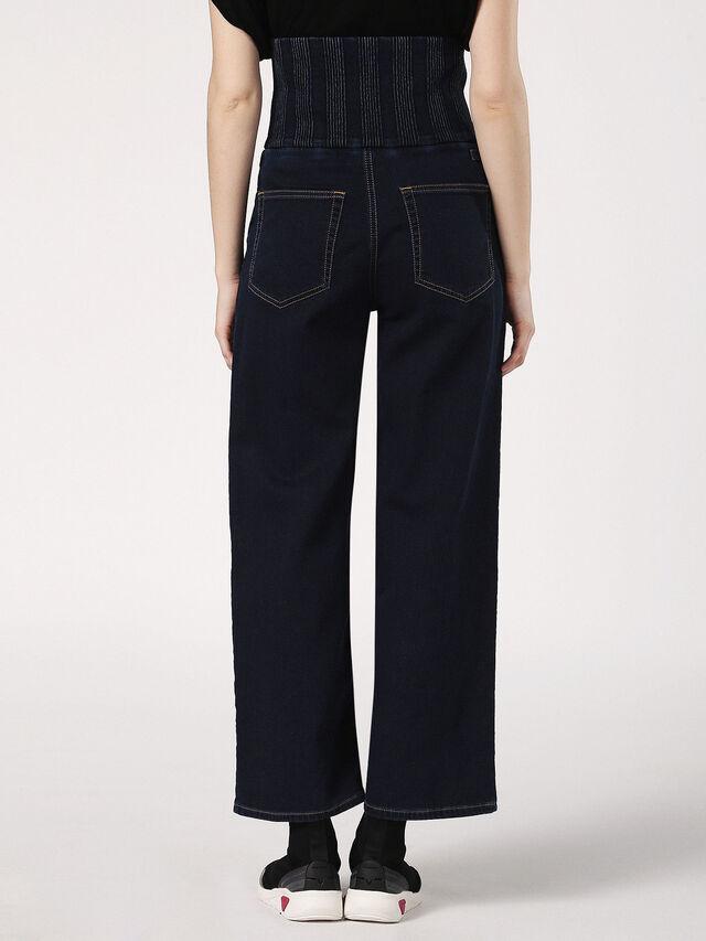 PHYL JOGGJEANS 0689Y, Black Jeans