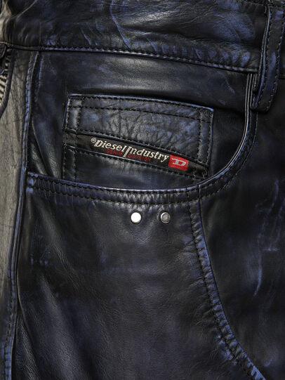 Diesel - P-TRAN-A, Dark Blue - Pants - Image 3