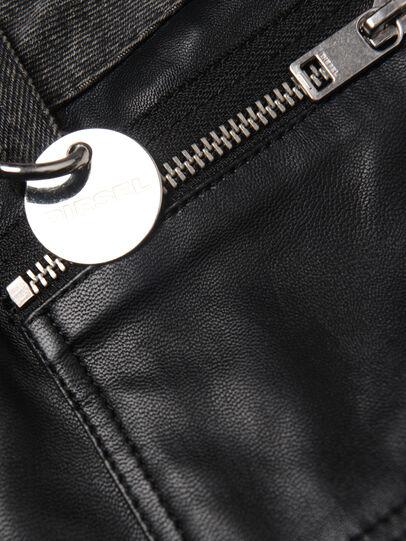 Diesel - GFUJO, Black - Skirts - Image 3