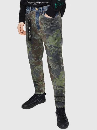 Diesel - D-Vider 0078E, Medium blue - Jeans - Image 5