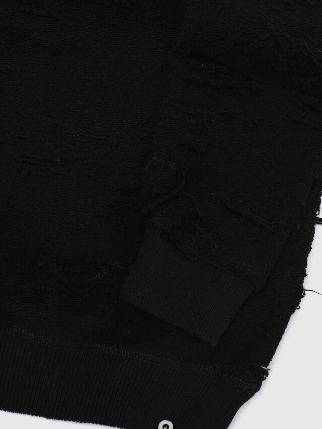 Diesel - SFELIPA, Black - Sweaters - Image 3