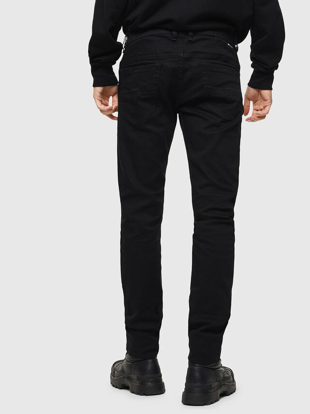 Diesel Thommer 0688H, Black/Dark grey - Jeans - Image 2