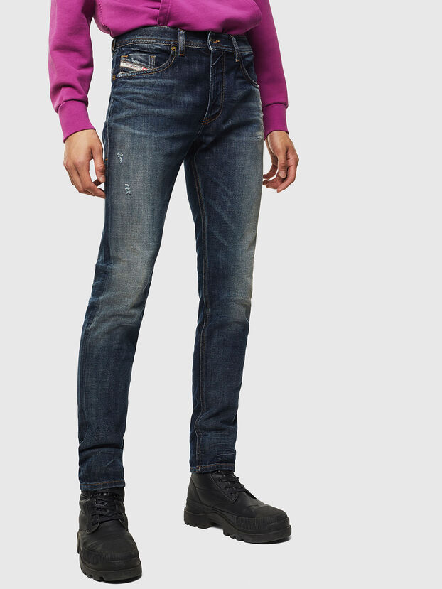 Thommer 0096U, Dark Blue - Jeans