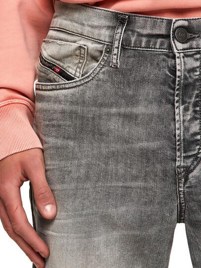 Diesel - D-Fining 069SV, Light Grey - Jeans - Image 4