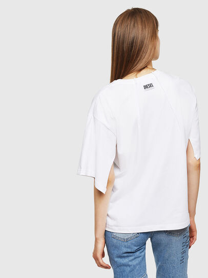 Diesel - T-DASHA, White - Tops - Image 2
