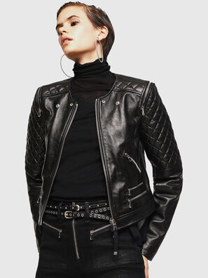 LIVIA,  - Leather jackets
