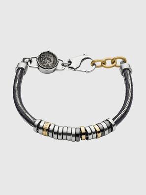 DX1185, Silver/Black - Bracelets