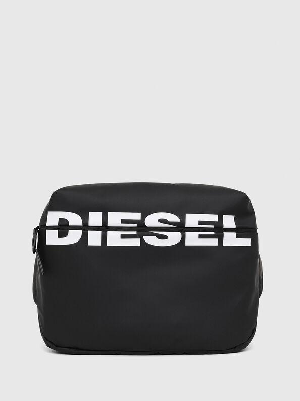 F-BOLD CROSS, Black - Crossbody Bags