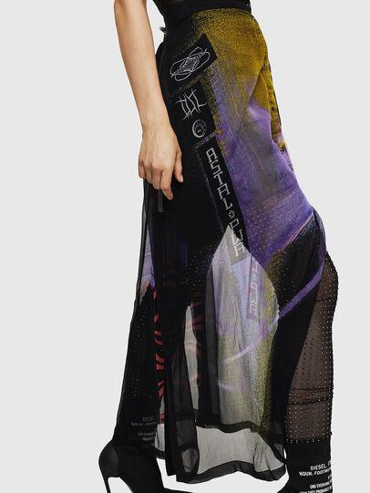 Diesel - O-POPLIA,  - Skirts - Image 8