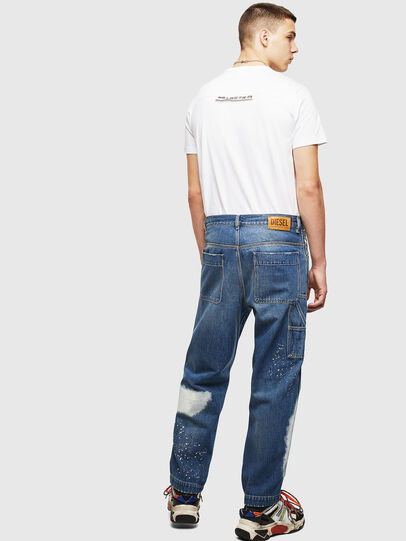 Diesel - D-Franky 009CB, Medium blue - Jeans - Image 2