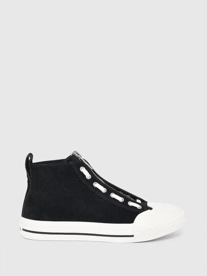 Diesel - S-ASTICO MZIP W, Black - Sneakers - Image 1
