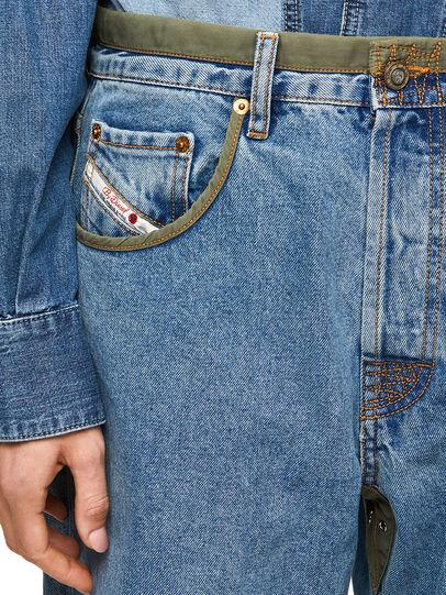 Diesel - DxD-P3 0CBBI, Light Blue - Jeans - Image 3