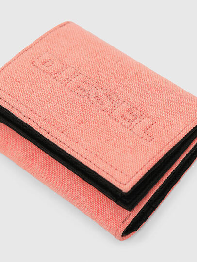Diesel - LORETTA, Peach - Small Wallets - Image 5