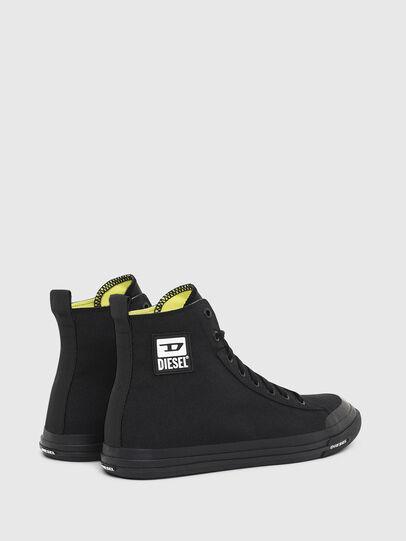 Diesel - S-ASTICO MID CUT, Black - Sneakers - Image 3